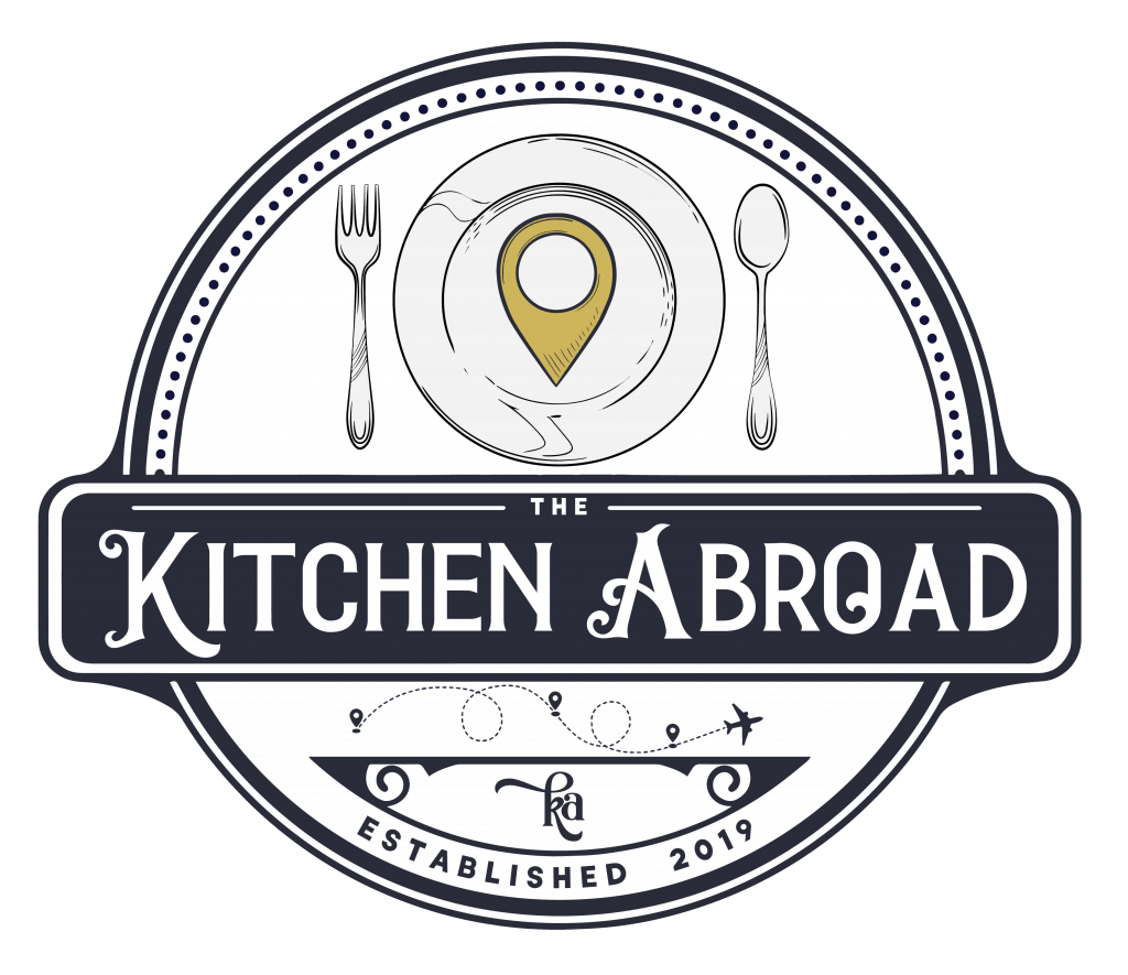 The Kitchen Abroad Logo