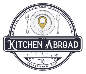 THE KITCHEN ABROAD LOGO