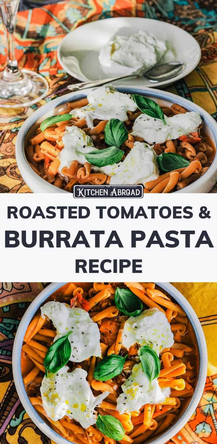 Looking for an easy pasta recipe? Why not try this amazing burrata pasta recipe! It is easy and takes so little time to make. Try it now or pin it for later! #cookingforone #30minutemeals #singleserving #recipeforone #foodrecipes #onedishkitchen #dinnerideas #burrata #pastadish