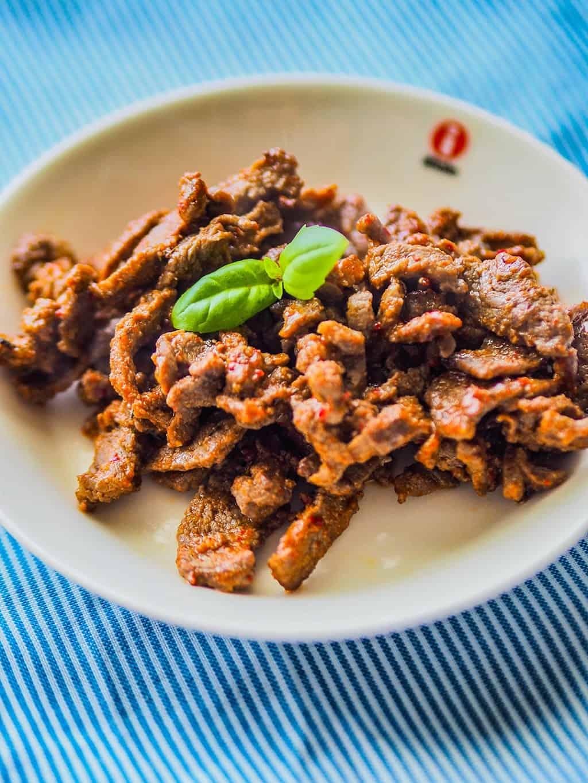 Simple Cajun Spiced Beef Stir-fry Recipe beef stir-fry recipe SNACK IDEAS