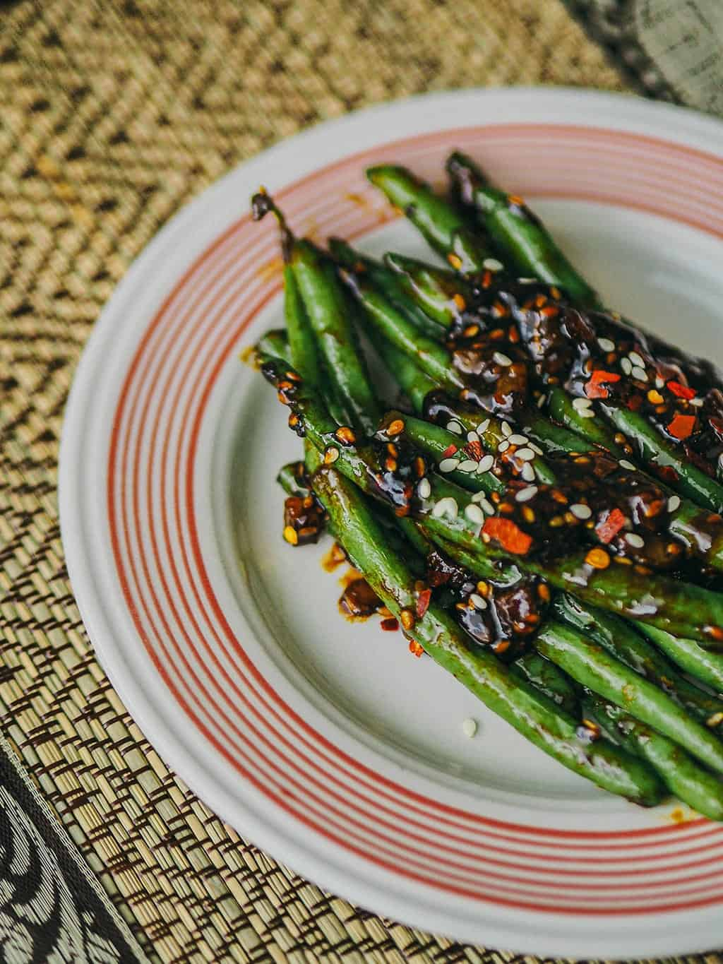 green beans with oyster sauce recipe-3