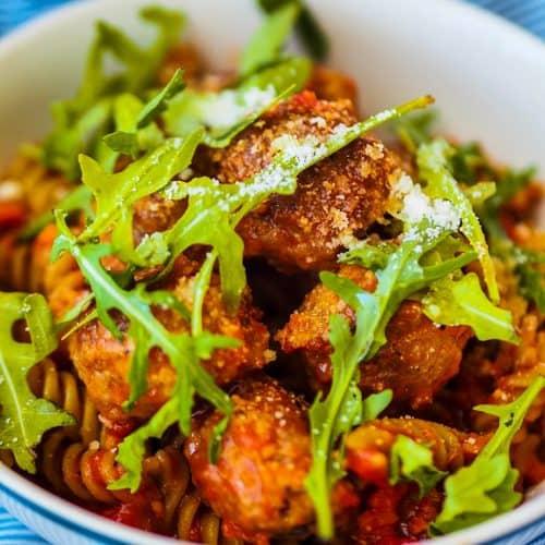 meatballs pasta recipe-3