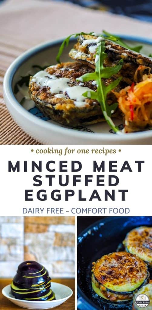 Do want to know how to make eggplant delicious? Why not try this minced meat stuffed eggplant recipe that is not only glutenfree but also delicious or pin this recipe for later! #eggplantrecipe #eggplantdinner #cookingorone #dinnerrecipes #mincedmeatrecipes #foodrecipes eggplant dinner | recipes for eggplant | eggplant meals | eggplant ideas | easy eggplant recipes | eggplant dishes | recipe with eggplant | easy eggplant | Gluten free dinner |Dairy free dinners | Keto
