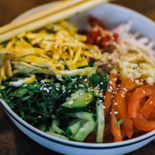 summer noodles salad recipe-4