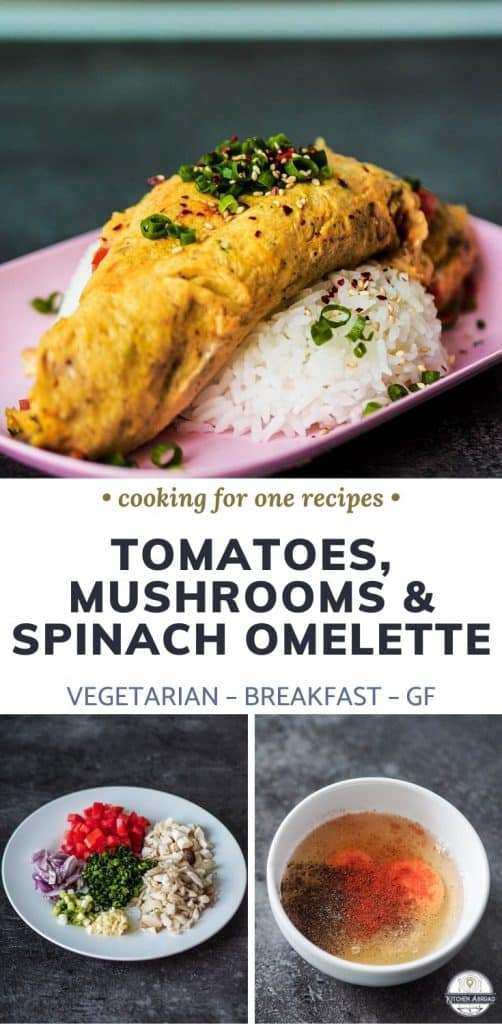 What to make for breakfast? Start your day with recipes using spinach like this eggs and spinach recipe. Add some mushrooms and maybe some cheese in this egg recipe. Try this breakfast idea now or pin it for later read! #breakfastideas #foodrecipe #eggrecipe #cookingforone #30minutesmeals recipes using spinach   cooking with spinach   food with spinach   dishes with spinach   mushrooms and spinach   Gluten free dinner  Dairy free dinners   Keto
